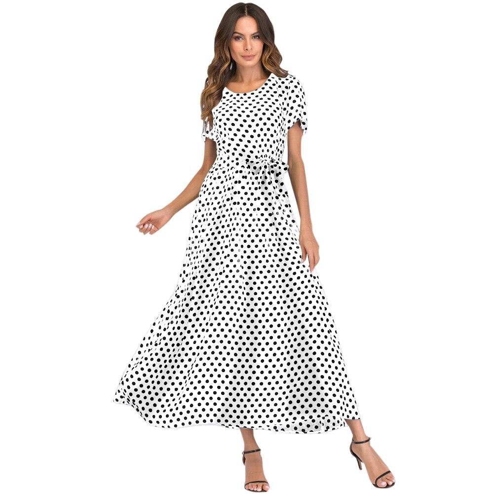 Aliexpress.com : Buy 2019 Casual Summer Dress XXXL 4XL 5XL ...