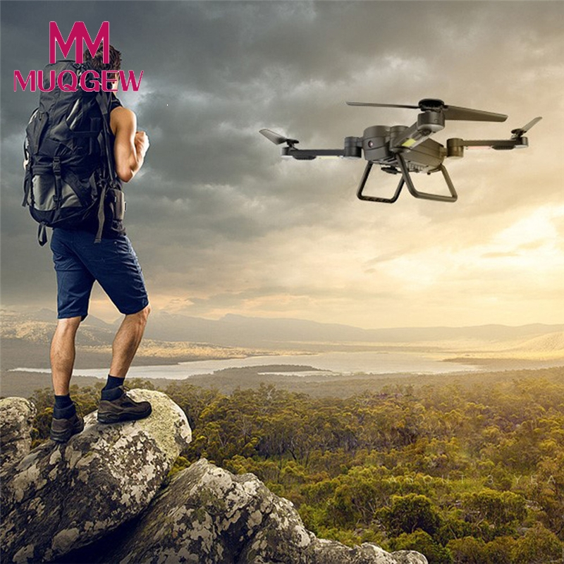 NEW 2.4G 4CH Altitude Hold HD Camera WIFI FPV RC Quadcopter Pocket Drone Selfie Foldable remote RC Helicopter free shipping yc folding mini rc drone fpv wifi 500w hd camera remote control kids toys quadcopter helicopter aircraft toy kid air plane gift