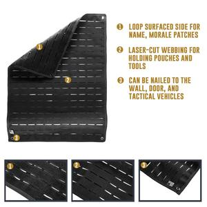Image 5 - OneTigris Patches Display Board Cordura Nylon Foldable Patch Tactical Patches Holder Display Panel Folding Tool Organizer