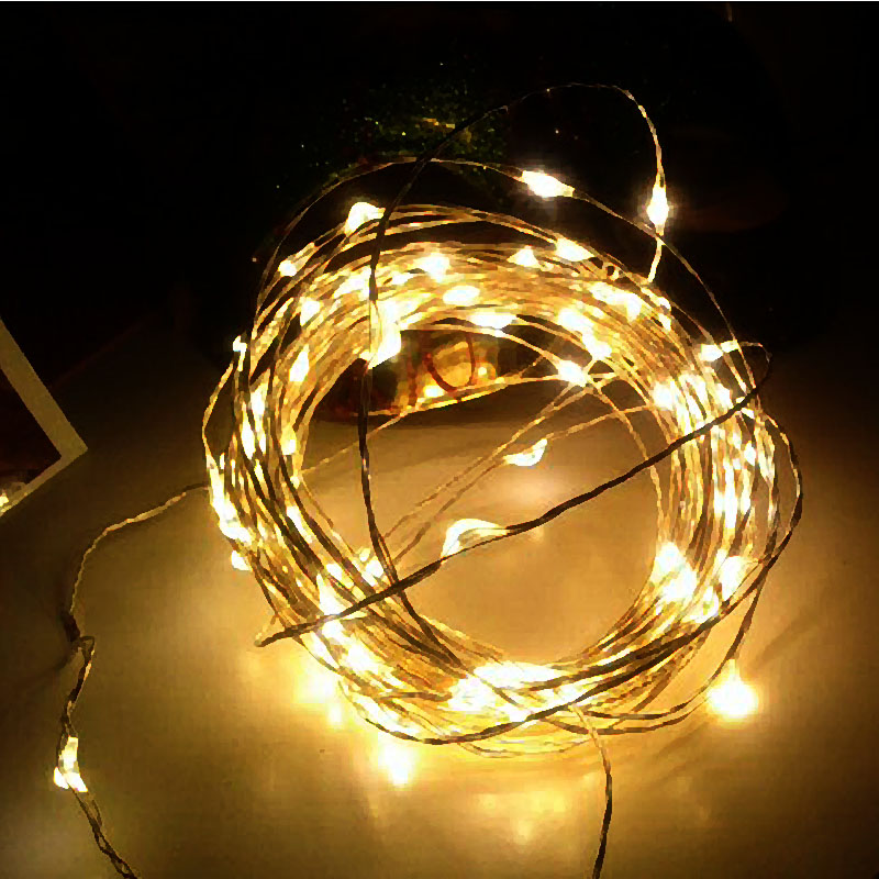1*Lowest Price cheap best lights Battery Operated 10 M 100 LED String Fairy Light Chirstmas light Xmas Party Wedding Decoration