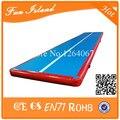 O Envio gratuito de Guangzhou Fábrica 10 m de Ar Inflável Tumble Pista Inflável, esteira de ginástica, Trilha de Ar inflável Para A Venda
