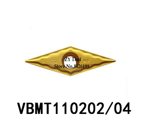 VBMT110202 VBMT110204 FH YBC251 CNC blade alloy carbide cutting tool carbide inserts, turning cutter Processing for steel
