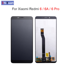 5.45 LCD For XIAOMI Redmi 6 6A Touch Screen 5.84 Pro Complete Digitizer Display