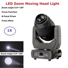 LED Zoom Moving Head 250W LED Lyre Moving Head Light Beam Spot Wash LED Light Disco Light DMX Controller Dj Lighting Effect free shipping 4 heads 60w led mini beam moving head light professional stage dj lighting dmx controller disco projector lasers