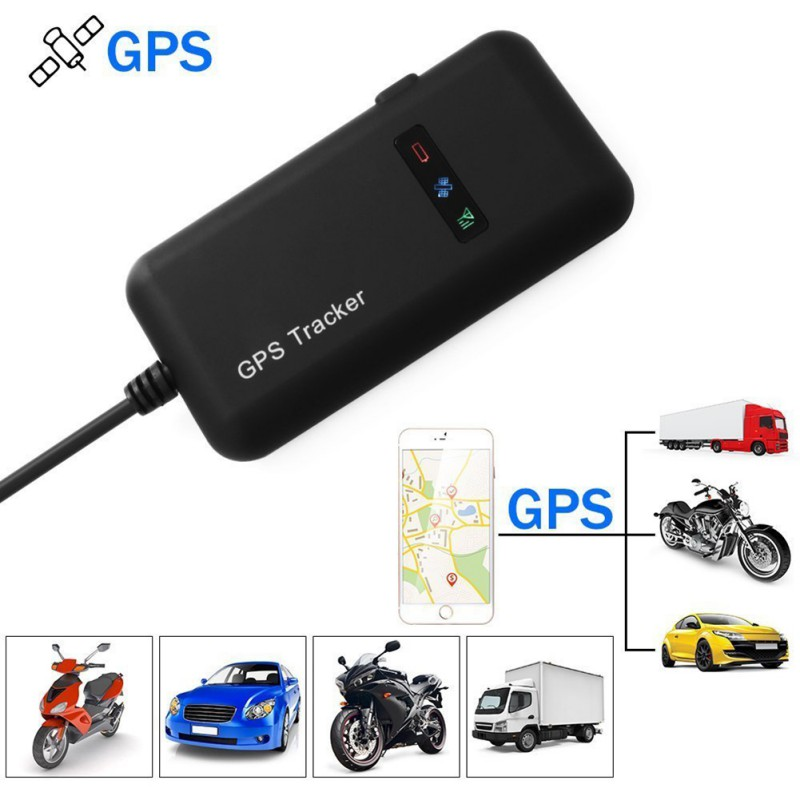 4 band Car GPS Tracker GT02A Google Link GSM/SMS/GPRS Real Time Tracking 7801