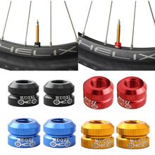 Nozzle-Lock Valve-Caps Bike Inner-Tube Cycling Vacuum-Tire-Law-Mouth-Nut