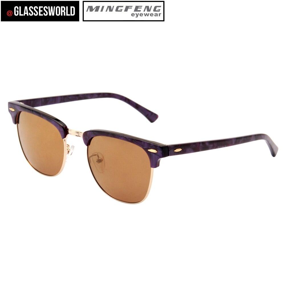 Mode femmes ombre lunettes de soleil avec bonne qualité polarisée uv400 lunettes de soleil SUN-m1017