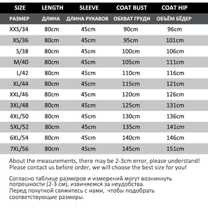 Image 5 - ZIRUNKING קלאסי אמיתי מינק פרווה מעיל נשי ארוך טבעי סרוג פס Parka סתיו חם Slim Shuba אופנה בגדי ZC1706