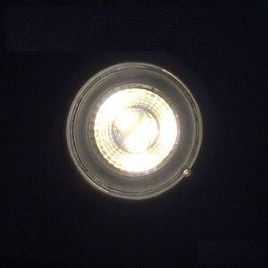 Image 2 - 3W SMD LED MR11 GU4 작은 스포트 라이트 240LM 3LED 2835 직경 35MM 12V AC/DC 및 24V DC LED 컵 빛