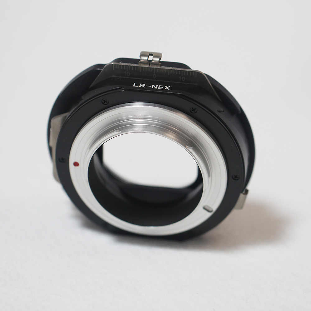 Para Leica R LR lente Sony E-mount NEX adaptador NEX-5T NEX-5R NEX-7 alfa A7r A6000