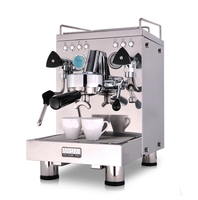 WELHOME KD 310 Espresso Machine Coffee Maker Stainless Steel Semi automatic steam coffee machine
