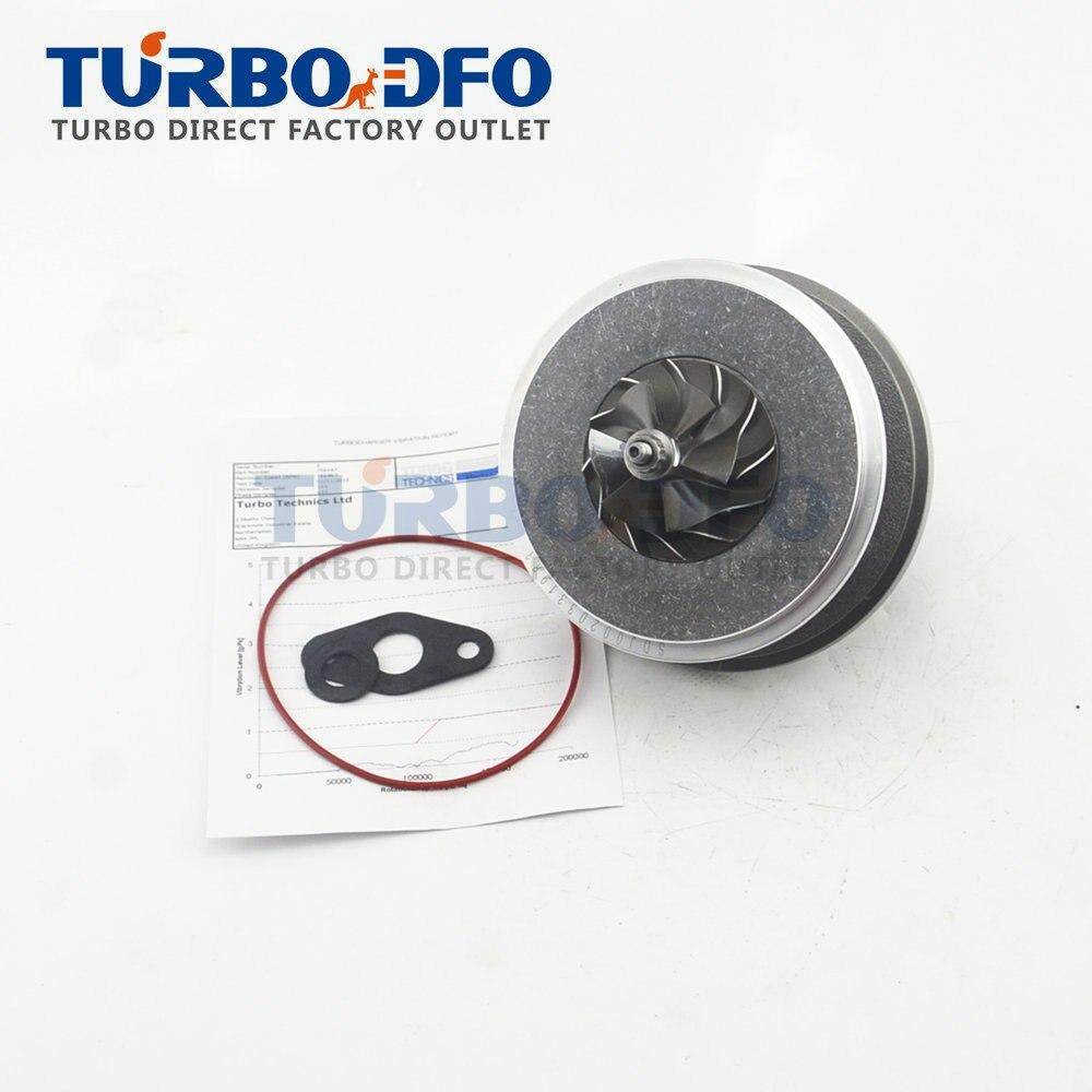 GT1749V Garrett 756047 noyau de turbine nouveau pour citroën C4/C5 II 2.0 HDi 136 ch 100 Kw DW10BTED4-turbo cartouche équilibrée 756047