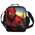 Spider-Man Saco do Almoço Da Escola Dos Miúdos Para Meninos Meninas Térmica Almoço Sacos Para Crianças Crianças Presentes-Vários