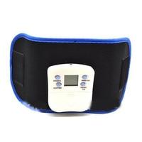 AB GYMNIC Electronic Health Body Building Back Pain Relief Massage Belt Vibrating Slim Beauty Belt