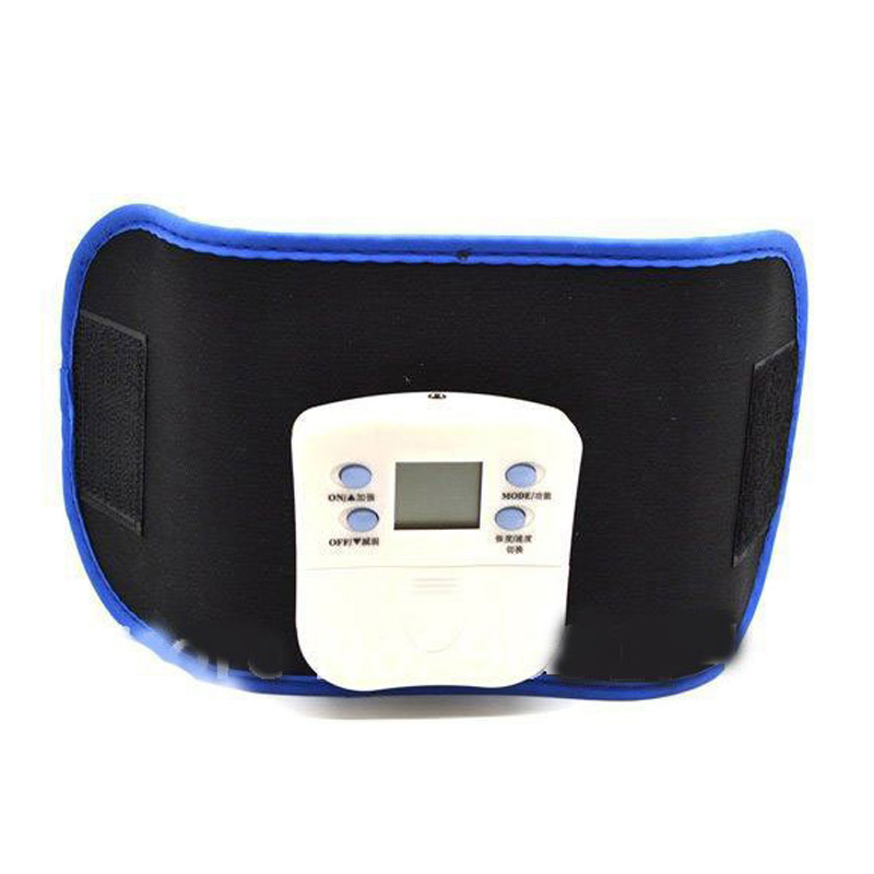 AB GYMNIC Electronic Health Body Building back pain relief   Massage Belt Vibrating slim beauty belt massager