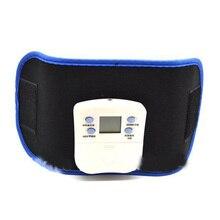 Vibrating slim beauty belt ab gymnic  electric massager Belt Health Body Building back pain relief  massager