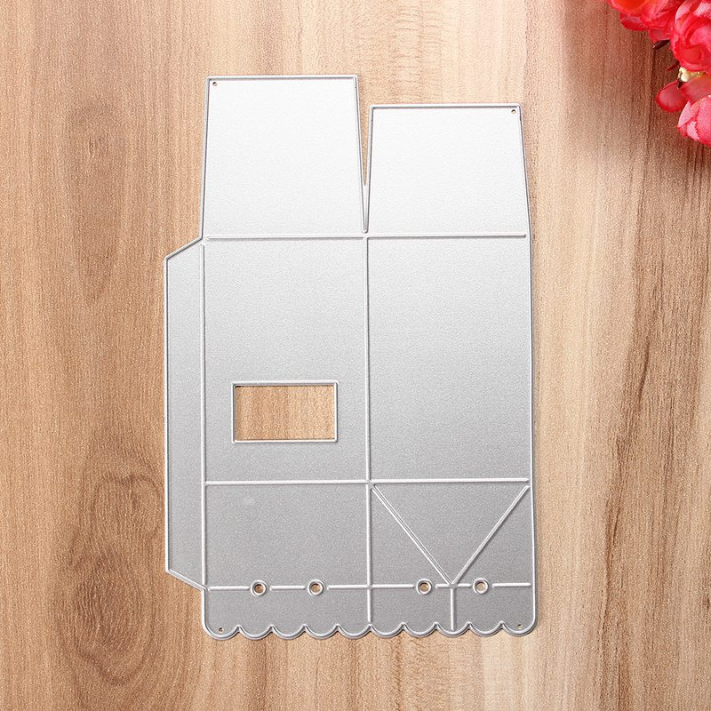 card box template generator - kiwarm candy box gift box cutting dies stencils template