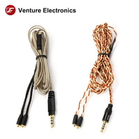 VE Basic Mmcx 2 5trrs 3 5trrs Cable