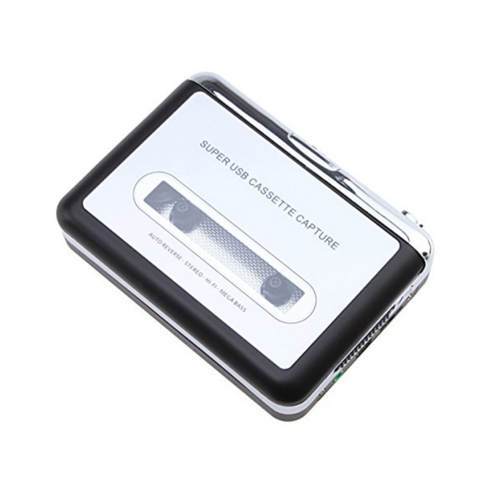 Pflichtbewusst Edal Usb Kassette Konverter Kassette Zu Mp3 Audio Erfassen Musik Player Band Zu Pc Tragbare Cassette-to-mp3 Converter Player Keine Kostenlosen Kosten Zu Irgendeinem Preis Unterhaltungselektronik Cassette & Spieler