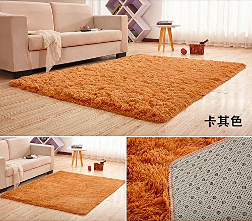 Large Size 200x250cm Silk Wool Carpet For Bedroom Area Home Living Room Rug Soft Floor Mat Kids Pad