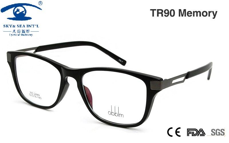 af7d81bfe7 Black Round Vintage Eyeglasses Frames Women Men Unisex 80s Retro ...