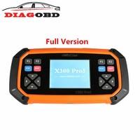 OBDSTAR X300 PRO3 Key Master Full Package Configuration Immobiliser Odometer Adjustment EEPROM/Better Than SKP900