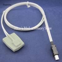 Compitable with Contec PC 60E spo2 sensor, 3 feet