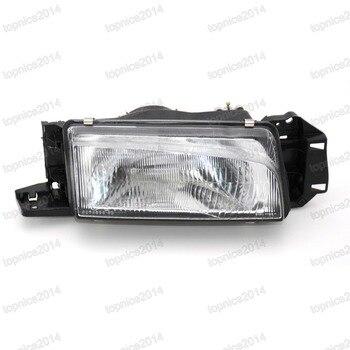 1 Pcs RH New Right Side HeadLamp Headlight 216-1122R Front Head Lamp For Mazda 323 BG 1989-1991