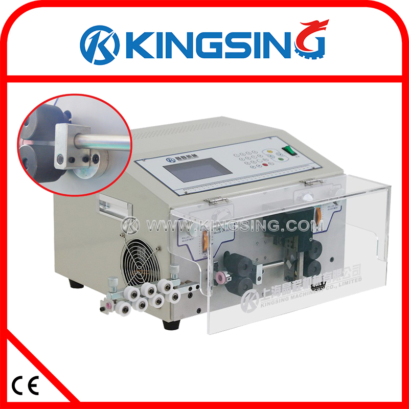 KS 09K(220V)English LCD Screen, Large Gauge Wire Cutting Peeling ...