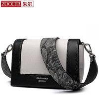 Zooler модный бренд Пояса из натуральной кожи сумка известный бренд Для женщин сумка конверт Для женщин клатч Small Crossbody Bag