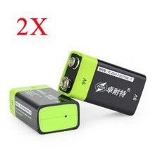 2 ШТ. ZNTER S19 9 В 400 мАч USB Аккумуляторная 9 В Lipo Аккумулятор Для RC Камера Drone Аксессуары