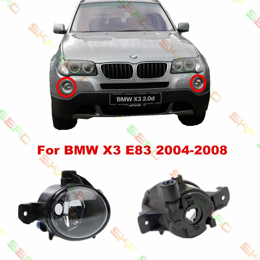 Bmw x3 parts for sale - For Bmw X3 E83 2004 05 06 07 08 Car Styling Fog