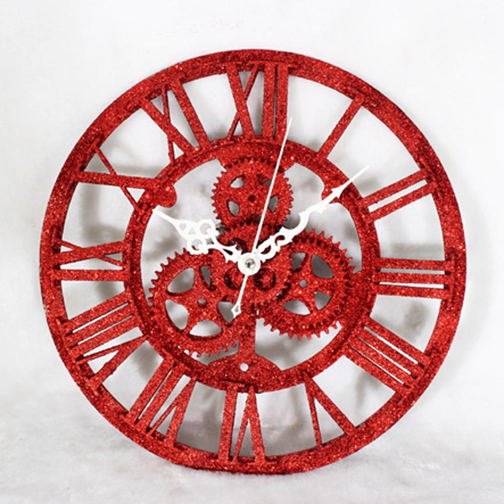 Electrnica de Gran Reloj de Pared Decoracin Para El