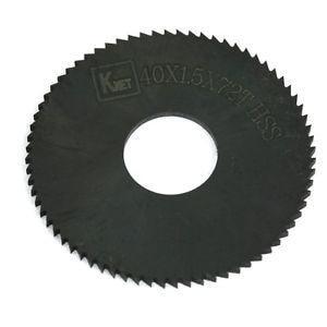 * Freies Verschiffen 1 Stücke Handwerkzeug 72 Zähne Schneide Sah Schneidmesser 40mm X 1,5mm X 13mm