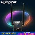 WIFI Repetidor Inalámbrico wi fi Router 300 Mbps Antena Dual Amplificador de Señal Del Repetidor 802.11n/b/g extensor de Red repetidor Wifi