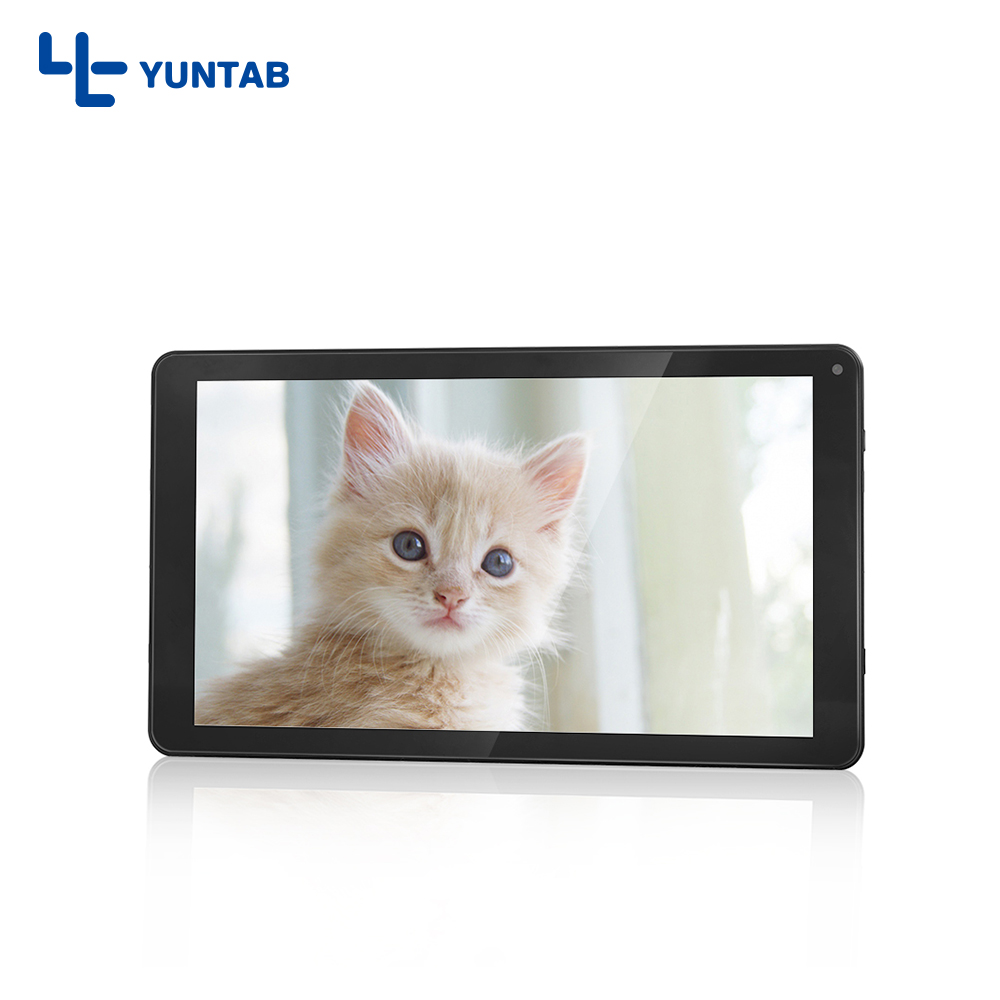 Hot Sale Yuntab 10 1inch tablet PC D102 Android 6 0 Allwinner A33 quad core 1G