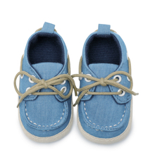 Solid Toddler Baby Boy Girl First Walkers Canvas Shoes Infant Sneaker Soft Bottom Kids Crib Shoes Lace-up 0-18M