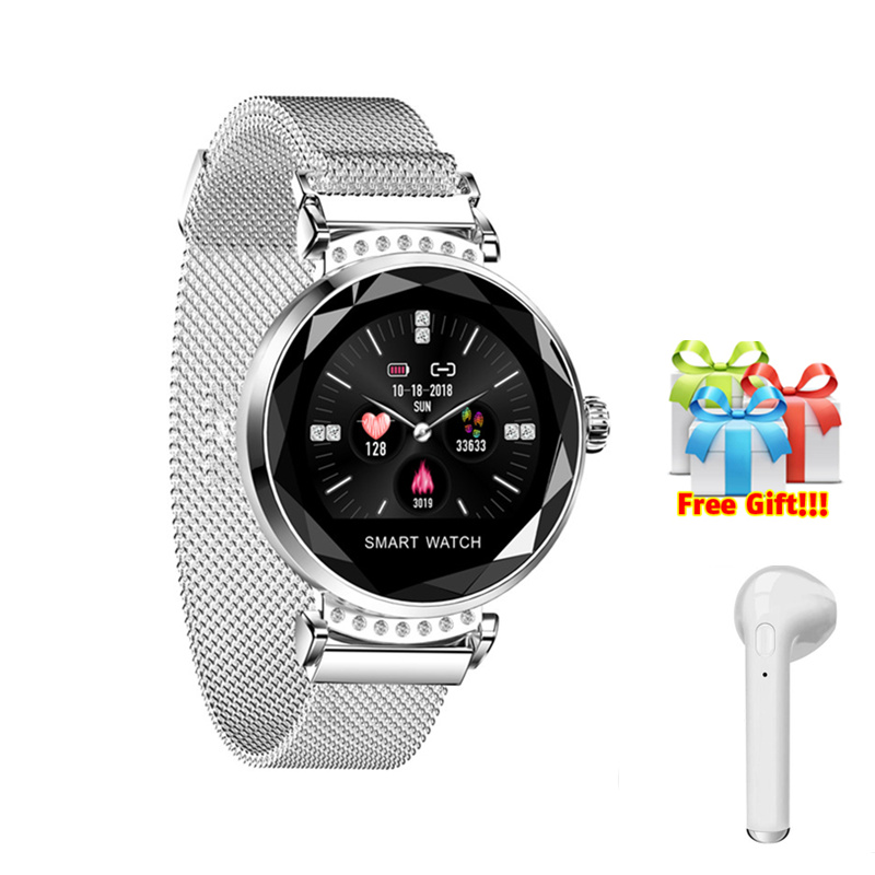 Smart wristband fitness watches women smart bracelet female luxury watch connect with android for iphone 7