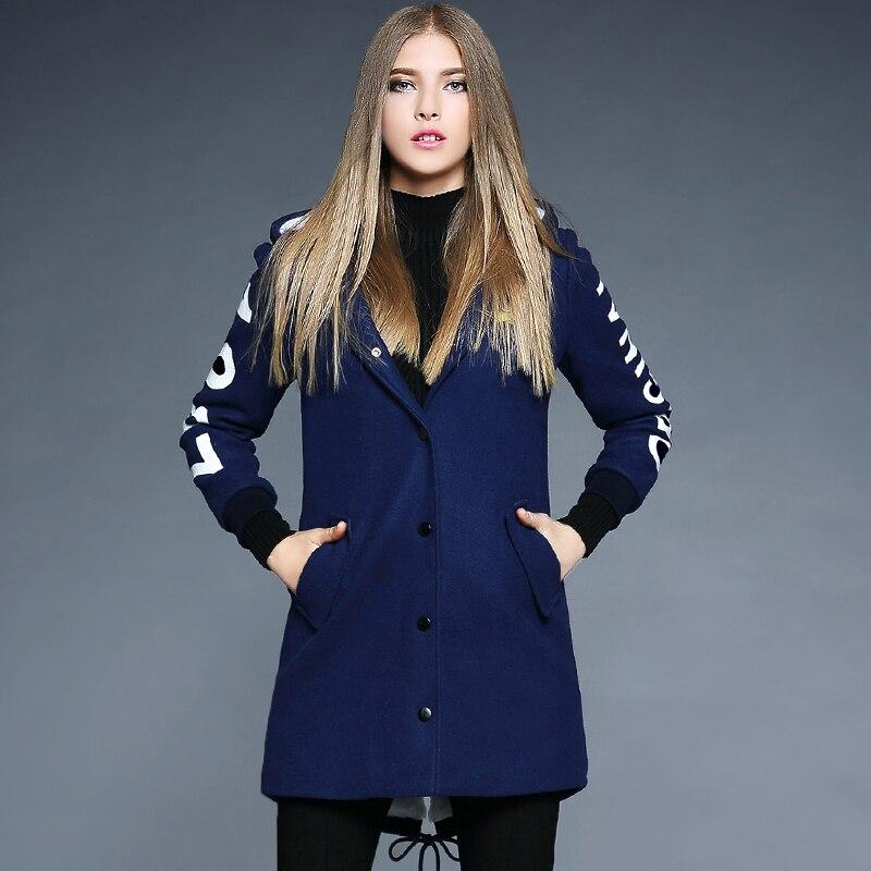 Popular Full Length Wool Coat Hood Wool-Buy Cheap Full Length Wool ...