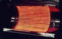 Tubo Do Calefator de quartzo e Aquecedor de Infravermelhos Lâmpada para Secagem Industrial 2000 W