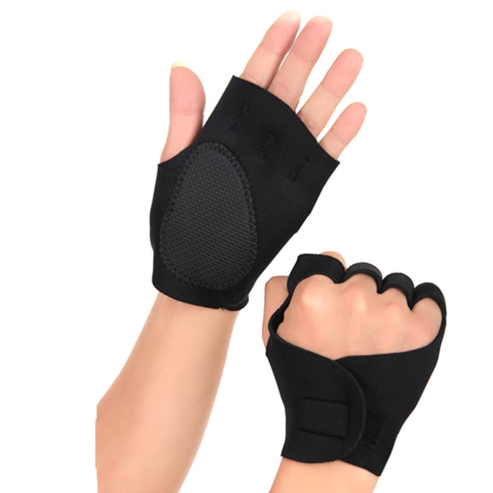Profesyonel spor ekipmanları üreticileri özelleştirilmiş naylon eldiven el açık spor spor pateni eldiven