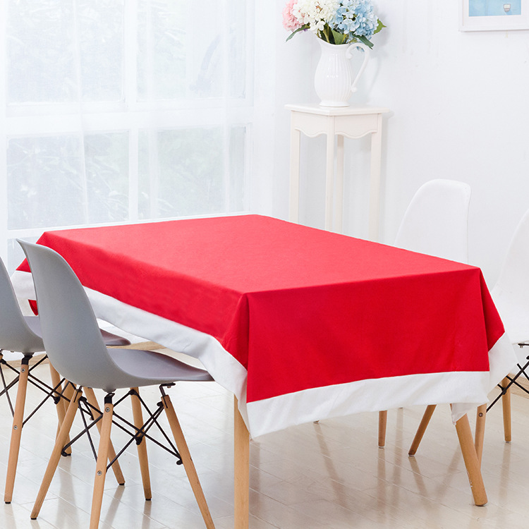 Christmas Chair Covers The Range Cover Hire Hawkes Bay Tablecloth Santa Red Hat Xmas Dinner Table Party Decoration In Hats From Home Garden On Aliexpress Com Alibaba