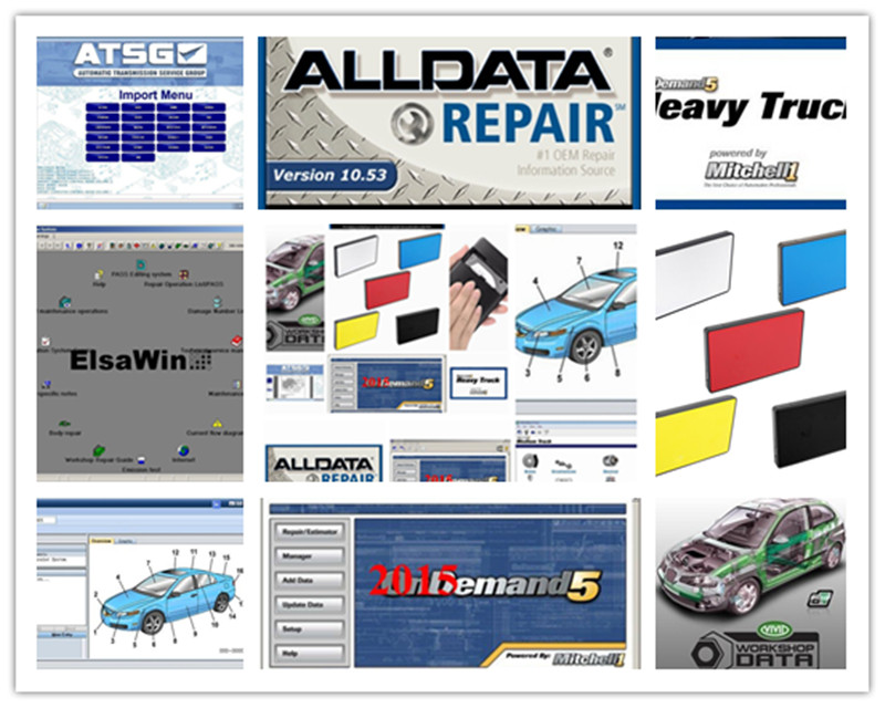 2018 Alldata mitchell on demand Software All data 10.53+mitchell on demand 2015+ElsaWin+Vivid workshop data in1tb hdd usb3.0 2018 newest alldata 10 53 all data auto repair software alldata mitchell on demand 2015 elsawin vivid workshop alldata 1tb hdd