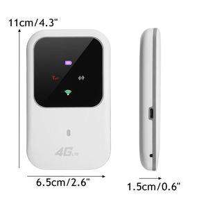 Image 3 - M80 Portable Hotspot 4G Lte sans fil routeur Mobile Wifi Modem 150Mbps 2.4G Wifi boîte de données boîte à bornes Wifi pour voiture maison Mobile