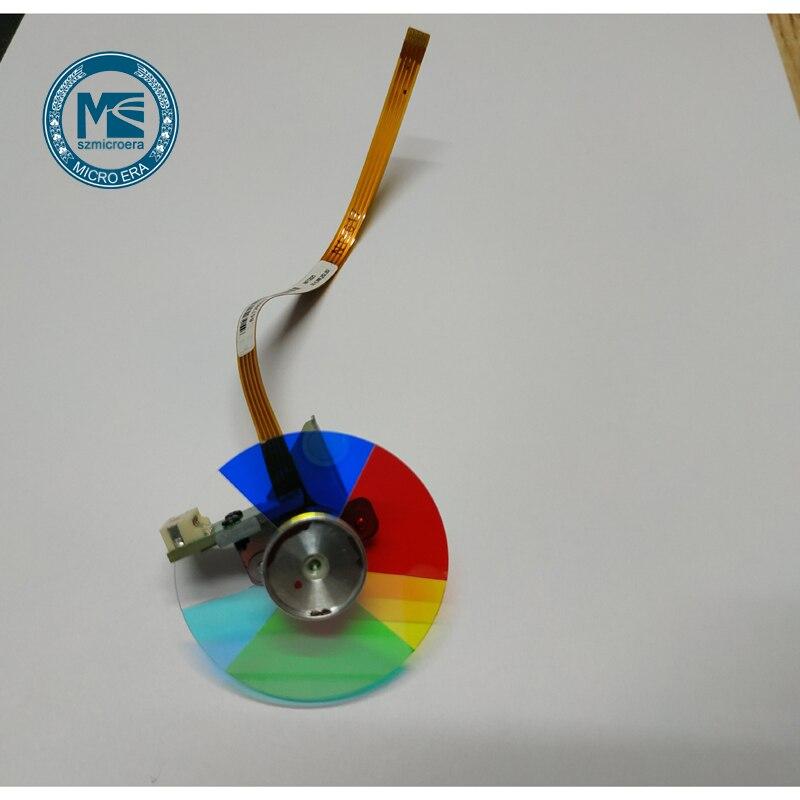 ใหม่สำหรับ benq โปรเจคเตอร์ MW512 EP4227C EP4127C ล้อโปรเจคเตอร์สี-ใน อุปกรณ์เสริมโปรเจคเตอร์ จาก อุปกรณ์อิเล็กทรอนิกส์ บน AliExpress - 11.11_สิบเอ็ด สิบเอ็ดวันคนโสด 1