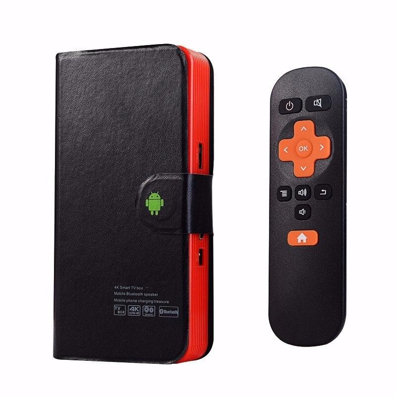 CS668 Amlogic S905X Android 6 0 Smart TV Box 1G 8G Quad Core 4K Mini PC