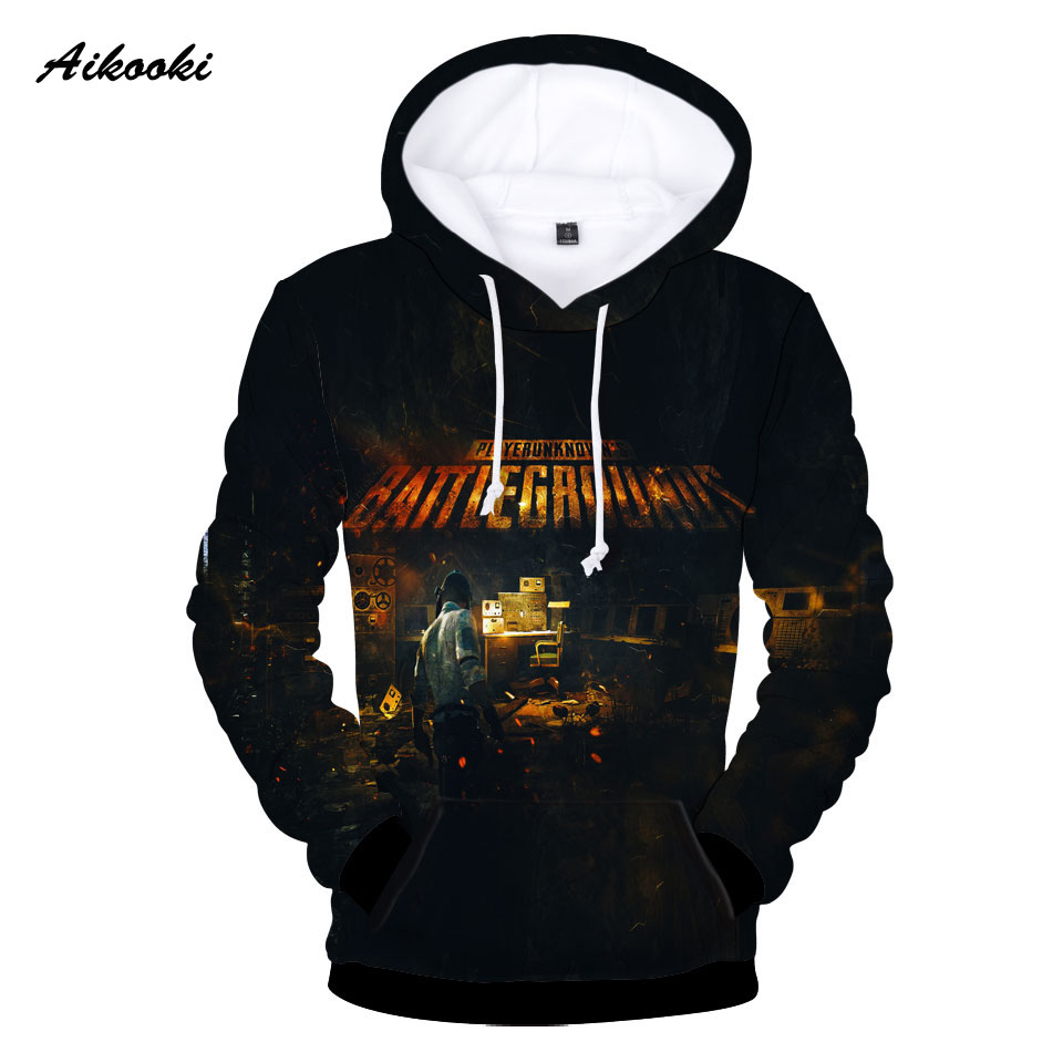 db74d04d43 New Hoodies Men Women PLAYERUNKNOWNS PUBG Winner Assassins Creed Coat Print  Jacket Zipper Casual Sweatshirts Trench Coats