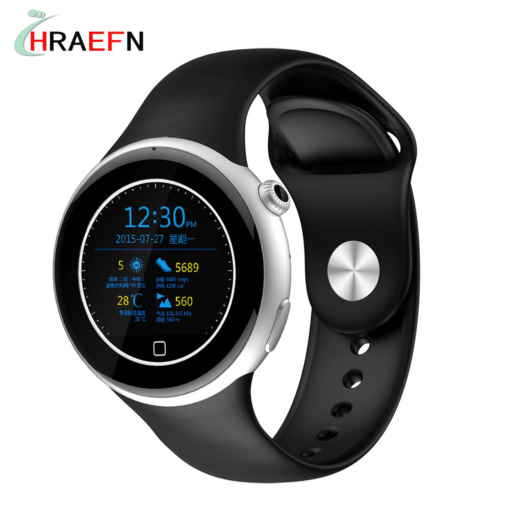 C5 Smart Watch Anti-Scratch MTK2502C Remote Camera Smartwatch Heart Rate Monitor Pedometer Sleep Tracker for Android IOS phone z4 smartwatch android ios compatible ip67 waterproof heart rate monitor smart watch sedentary reminder pedometer remote camera page 8