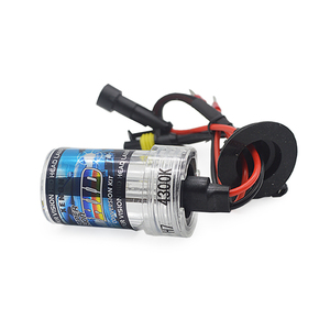 Image 3 - 55W Xenon bulb H1 H3 H7 H11 9005 9006 12V 55W HID Xenon bulb Auto Car Headlight Replacement lamp 4300K 6000K 8000K