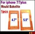 1 pcs de alta qualidade remodelação molde para iphone 7 7 plus 7 p lcd display touch titular reparação tela